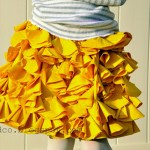 The Bustle Skirt Tutorial.