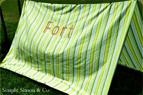 Easy Fabric Bookmark