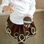 The Hostess Cupcake Skirt