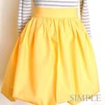 A Bubble Skirt Tutorial