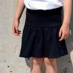 Drop Waist Skirt Tutorial