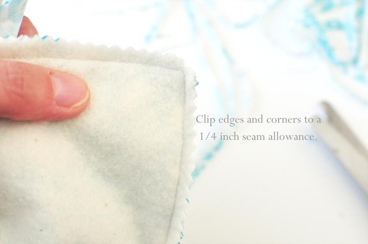 step 5--crochet cozy