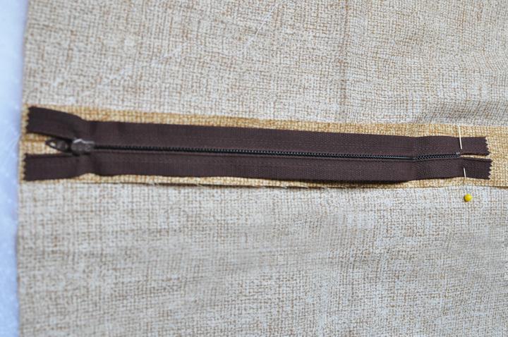 zipper step 2