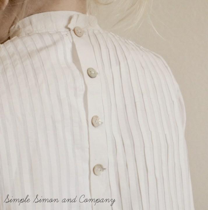 Vintage Ruth Back Detail