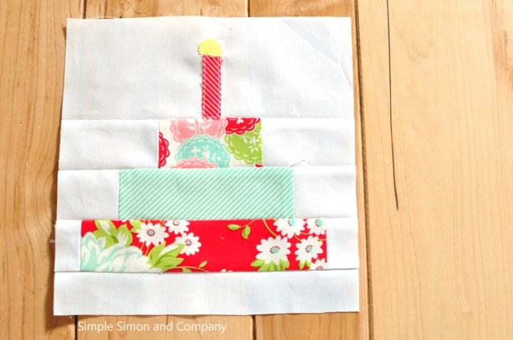 birthday cake block--final