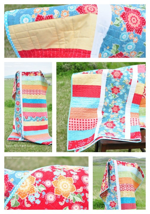 Quilt Giveaway collage summer 2014