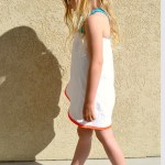 An Easy Swimming Suit Cover Up Tutorial