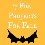 7 Fun Fall Projects (To Help Me Stop Crying Over the Disappearance of Summer)