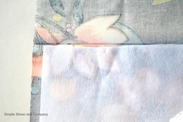 Pleated Skirt Step 2