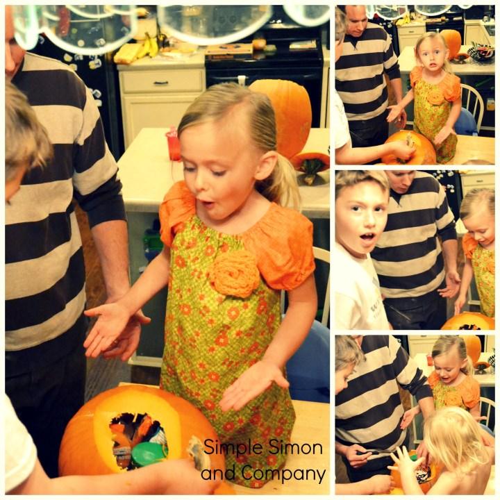 Pumpkin Surprise Collage 2