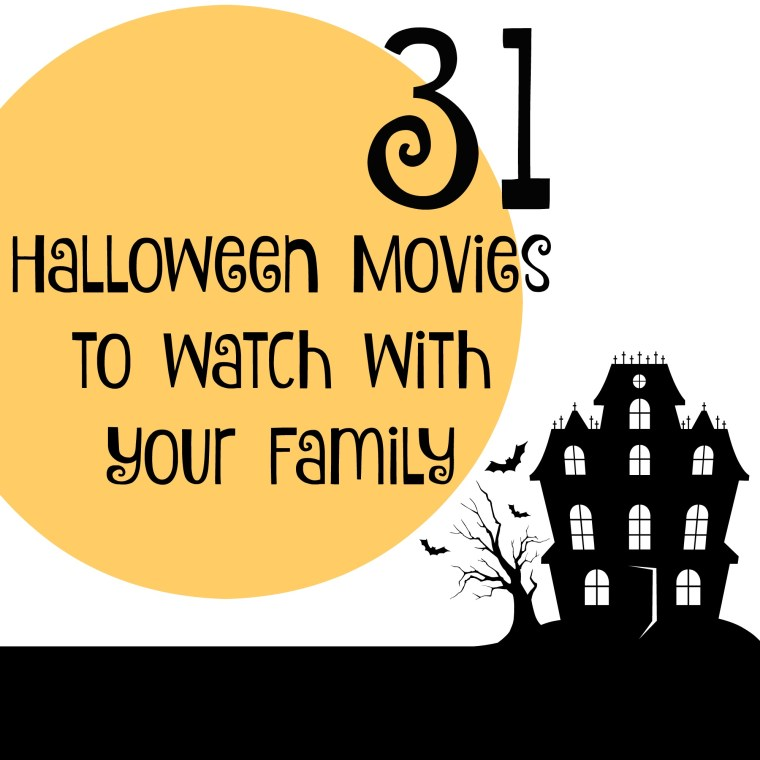 23 Halloween Movies to Watch With Your Family - Simple Simon and ...