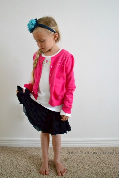 Anna Headband and Skirt