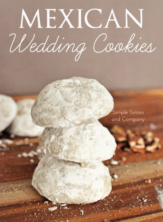mexican wedding cookies title image