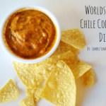 World's Easiest Chili Con Queso Dip Recipe