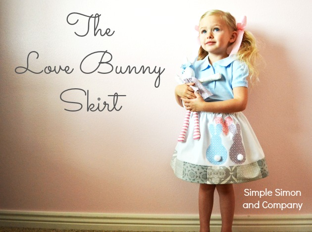 Love Bunny Skirt Titile Photo