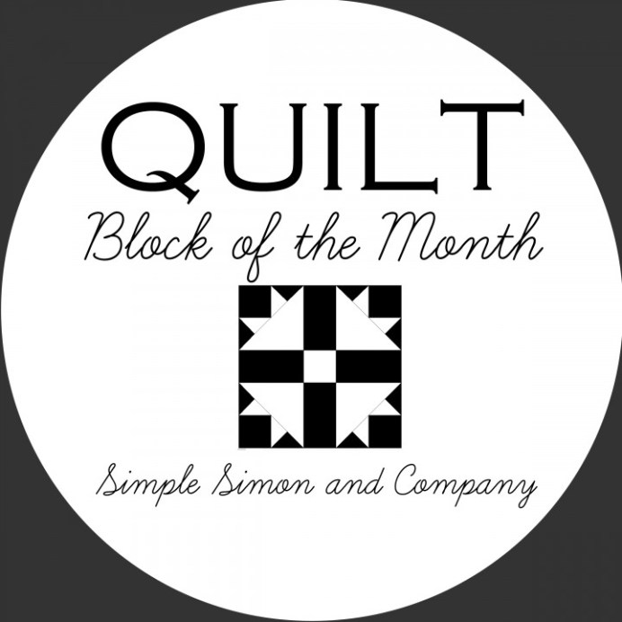 Quilt Block of the Month: Shoo-Fly Block - Simple Simon ...