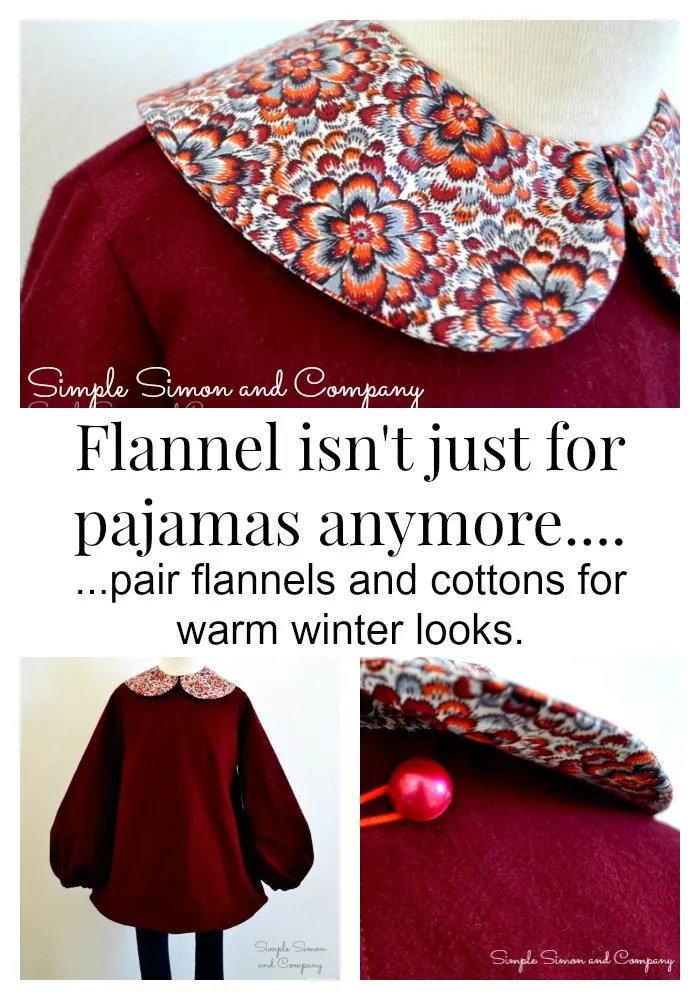 Flannel Tunic Collage