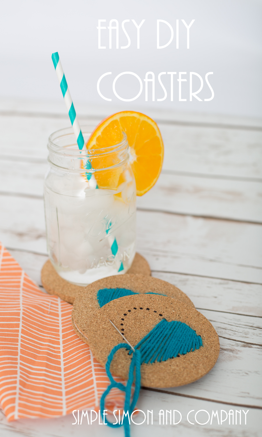 Easy Drink Coasters