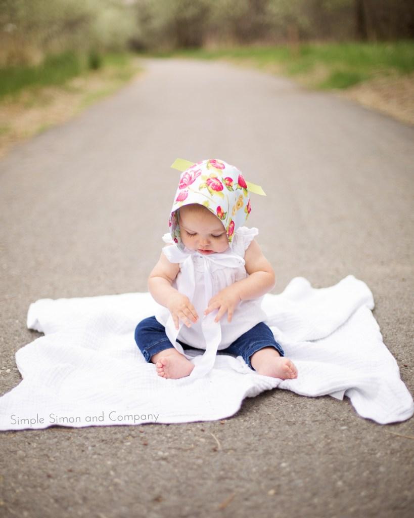 Baby Bonnet end shot