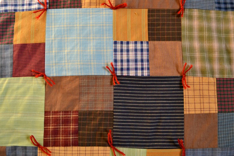 The Make-It-Over-The-Weekend Flannel Quilt Instructions - Simple ... : quilts to make in a weekend - Adamdwight.com