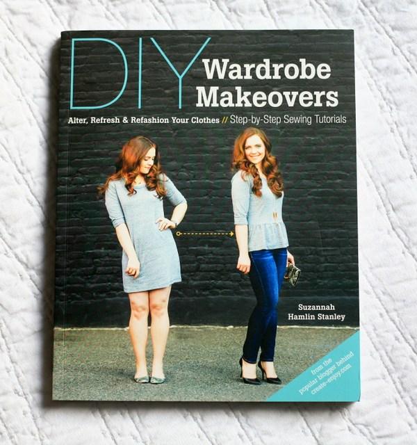 DIY Wardrobe Makeovers Book Review