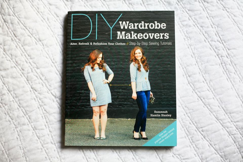 DIY Wardrobe Makeovers sneak peek