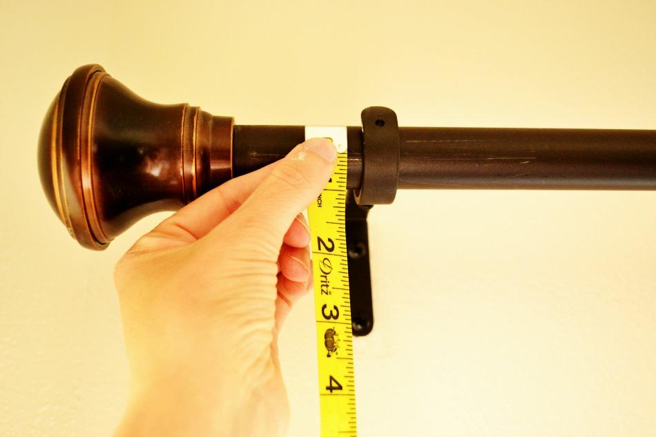 Grommet Curtains Measure