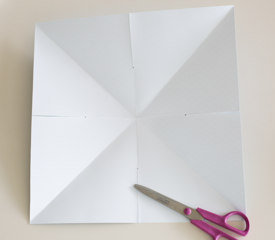 paper stars real step 4