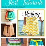 86 Free Skirt Tutorials