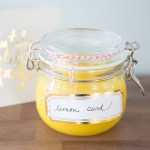 Lemon Curd (and cute tags to go with it!)