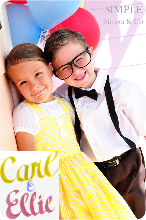 Up Costume Carl and Ellie