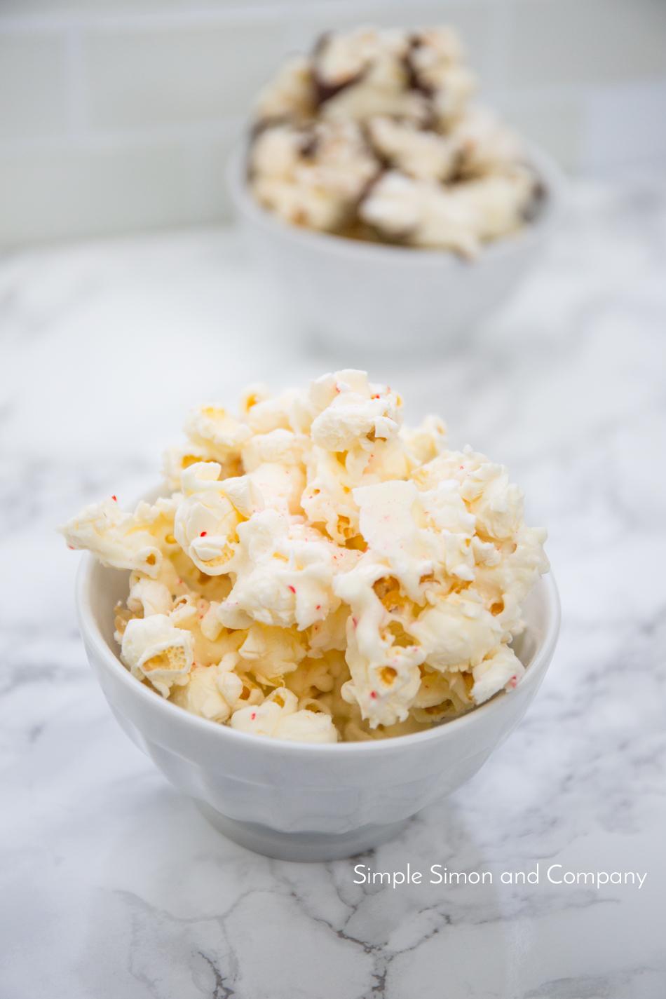 Candy Cane Popcorn Recipe2