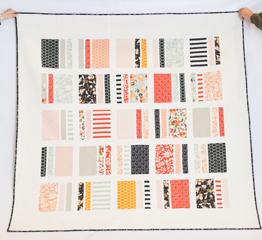 peaches n cream full quilt