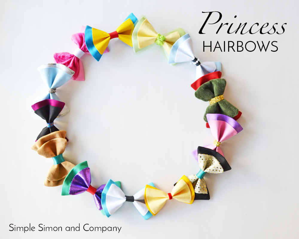Princess-Hairbows