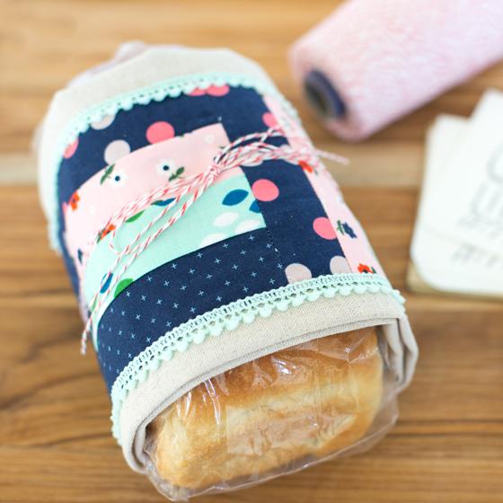 bread and tea towel.square