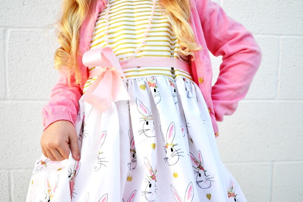 Wonderland Dress Detail
