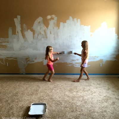 The Art of Homemaking:  On Letting them Help
