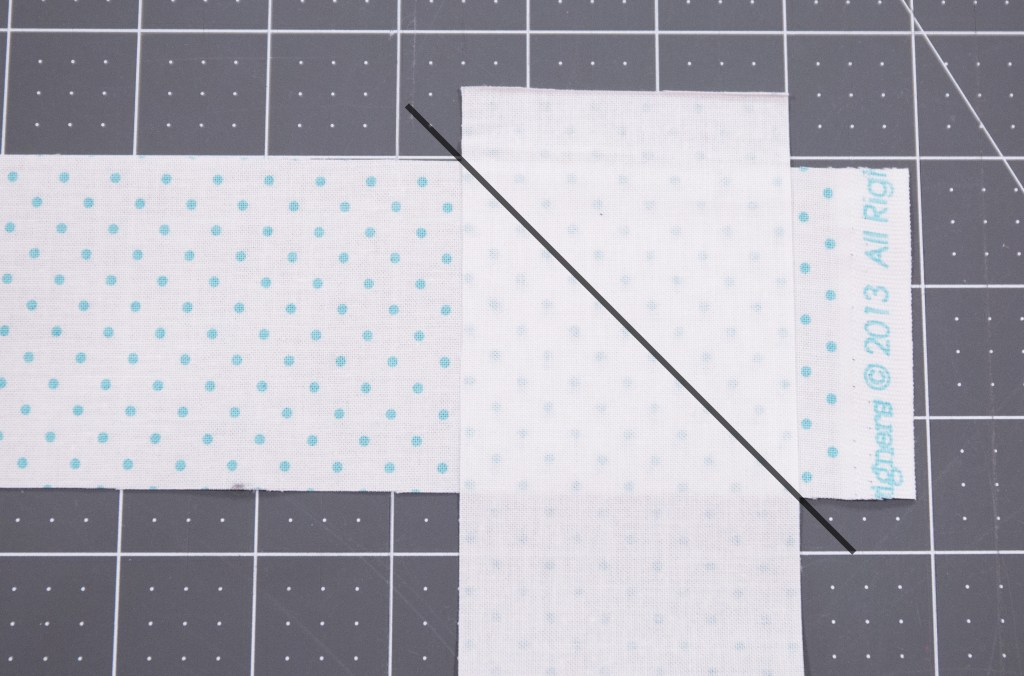 quilt binding step 2
