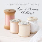 Love of Sewing Challenge Part I