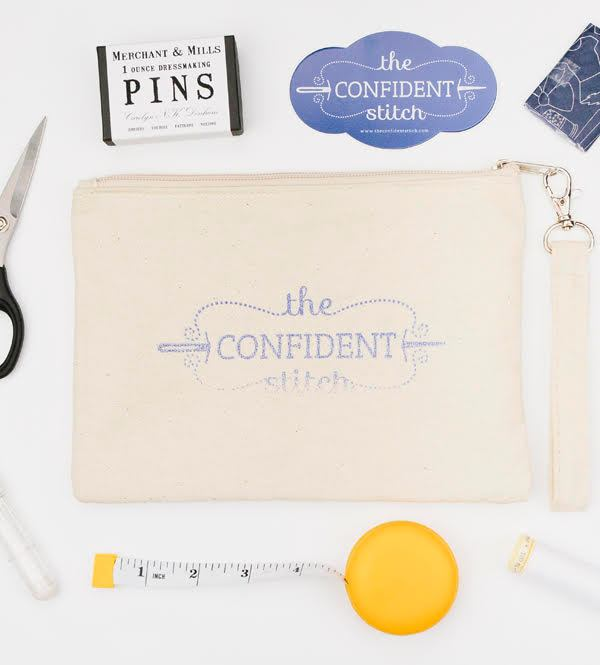 Sewing Kit Giveaway with The Confident Stitch