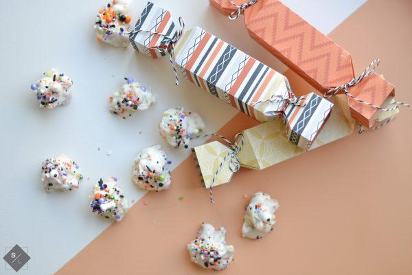 White Chocolate Halloween Candy Recipe