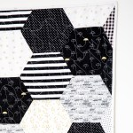 How to Sew Hexagons With a Sewing Machine