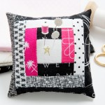 Quilt Blocks Turned Pincushions