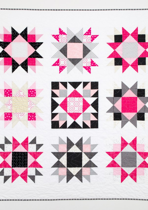 Union Square Quilt Tutorial–Quilt Block of the Month 2018
