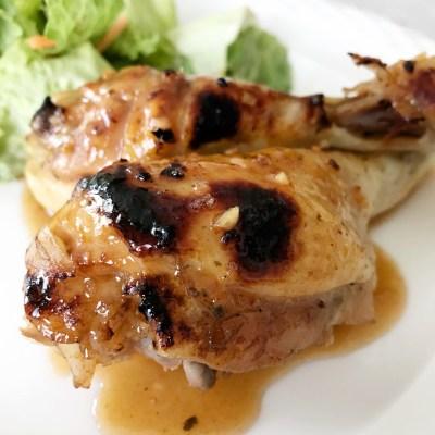 Slow Cooker Sticky Chicken Recipe