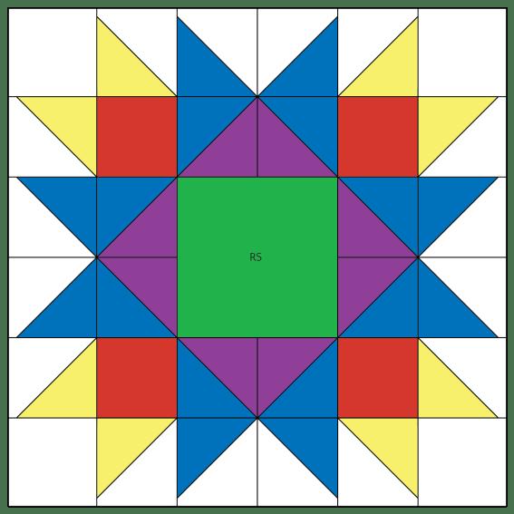 Union Square Quilt Tutorial