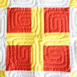 "Nautical Summer Quilt Along Day 3: ""R"" Flag (The Cross Block)"