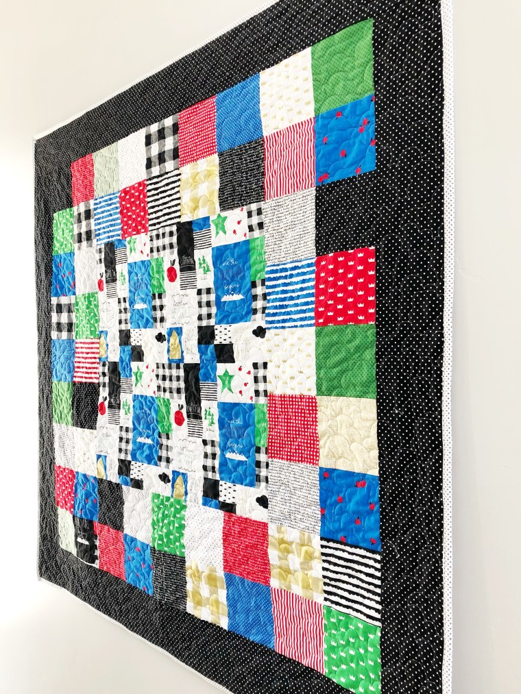 Starting At Square One Quilt Pattern Perfect For Beginners