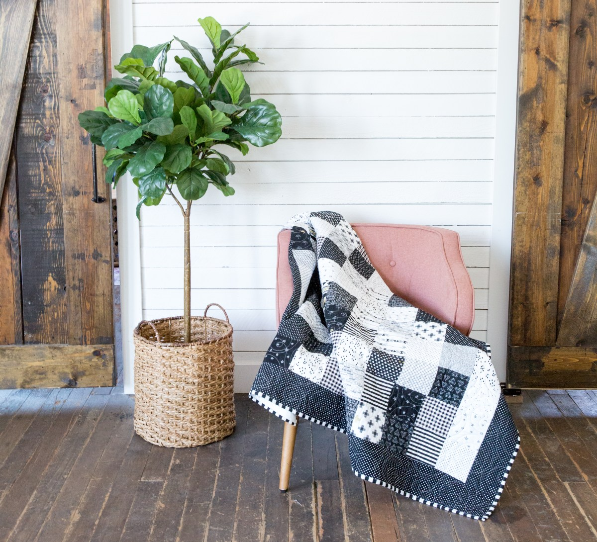 10 Free Quilt Patterns that Anyone can Make