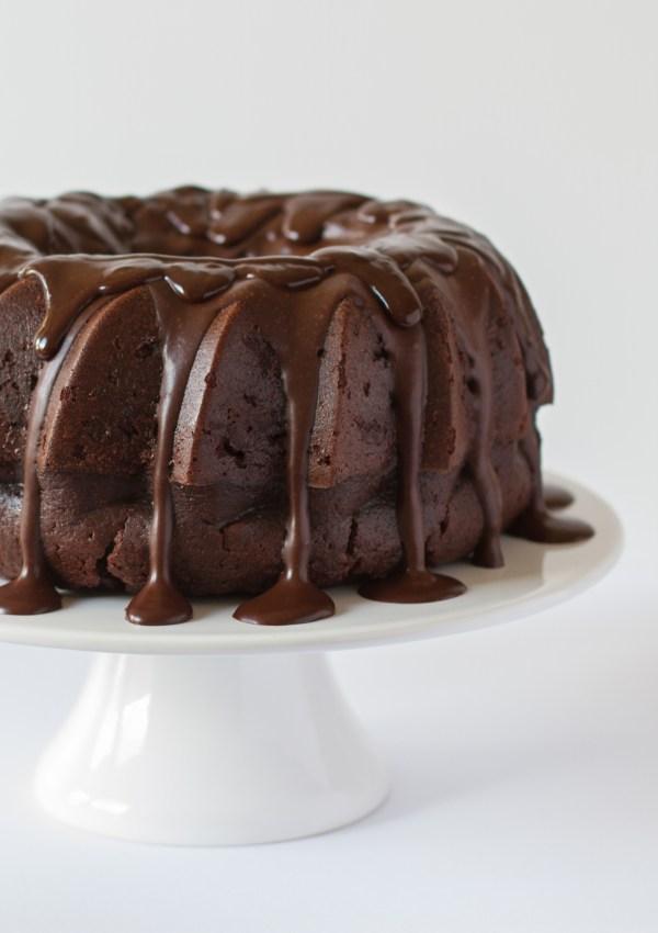 Chocolate Fudge Cake Recipe